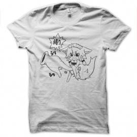 Shibari finger t-shirt