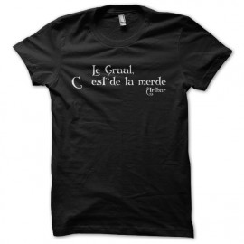 kaamelott the Grail t-shirt