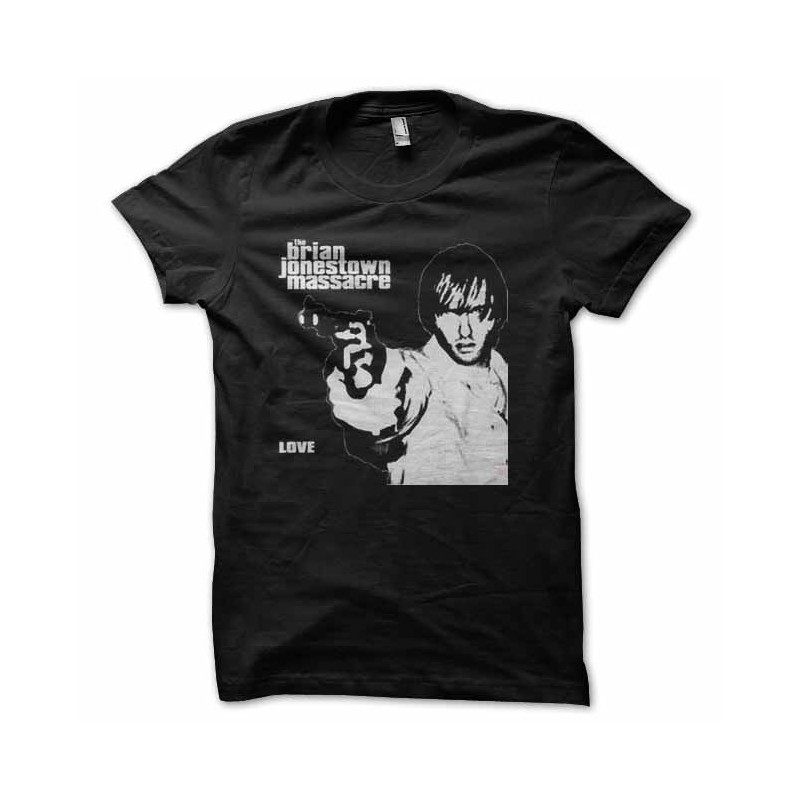 brian jonestown massacre t-shirt frame