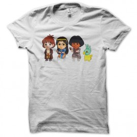 tee shirt les mysterieuses citees d or