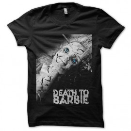 tee shirt death to barbies