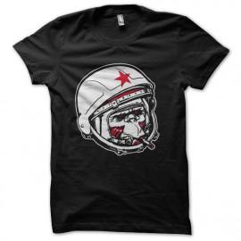 tee shirt singe astronaute communiste