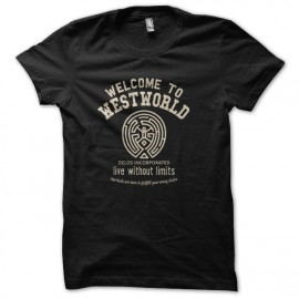 Westworld - Delos Inc - University t-shirt