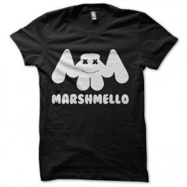 marshmello electro dj t-shirt