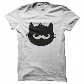 tee shirt hipster kitty