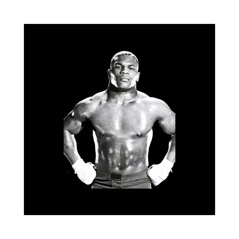 t-shirt mike tyson poster frame