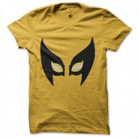 t-shirt wolverine mask