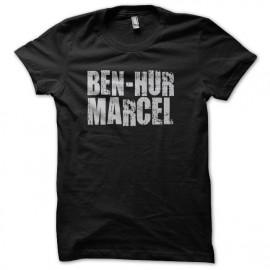 tee shirt  Deux heures moins le quart avant jesus christ benu-hur marcel