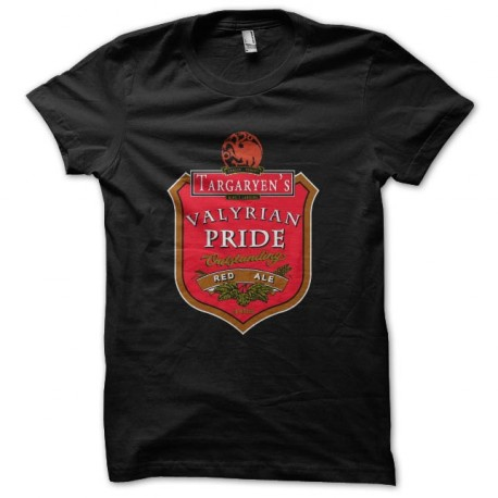 t-shirt beer got targaryen