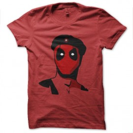 tee shirt deadpool guevara