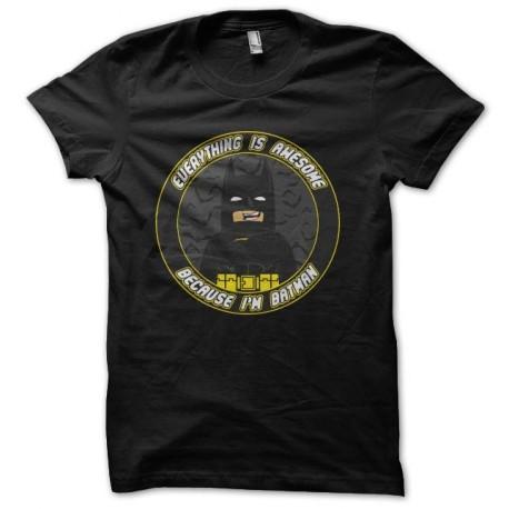 awesome lego batman t-shirt