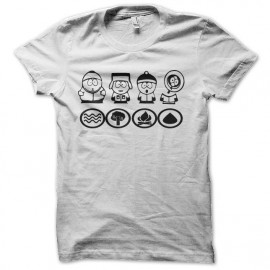 tee shirt south park elementaux