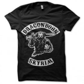 tee shirt dragonborn skyrim berserker