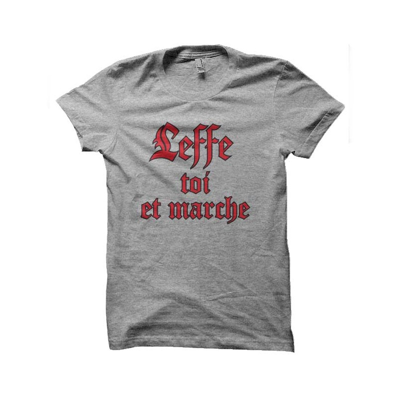 Leffe And Walk T Shirt