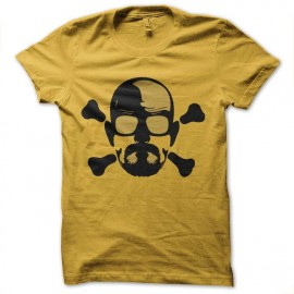trying skull t-shirt