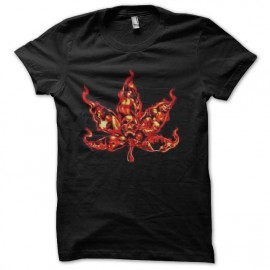 ganja dead t-shirt