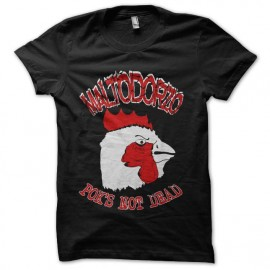 tee shirt waltodorzo pok s not dead