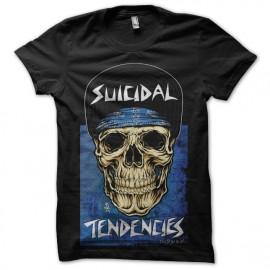 Tee shirt Suicidal Tendencies Skull