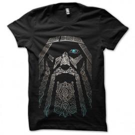 tee shirt vikings emblème du nord