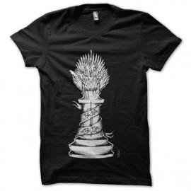 tee shirt echec game of thrones