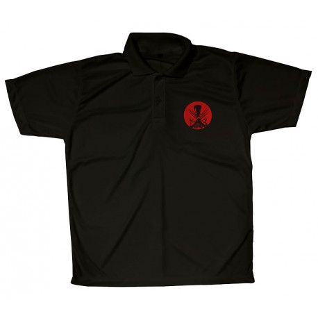 Polo Acdc edition special rock