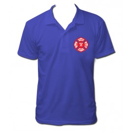 Polo Chicago fire department pompier edition special