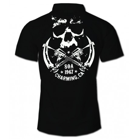 Polo SOA samcro sons of anarchy edition special