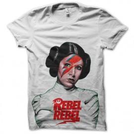 tee shirt princess leila rebel bowy