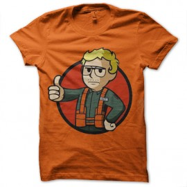 fallout marty mac fly t-shirt