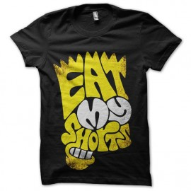 tee shirt simsons bart eat my shorts