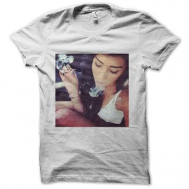 tee shirt ganja girl