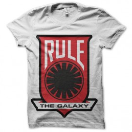 tee shirt star wars galaxy new rules