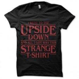 tee shirt stranger things strange shirt