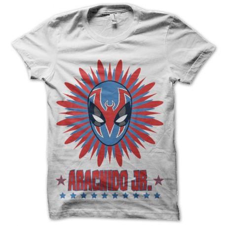 tee shirt catch mexicain aracnido