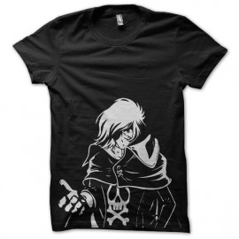 tee shirt albator capitain corsaire