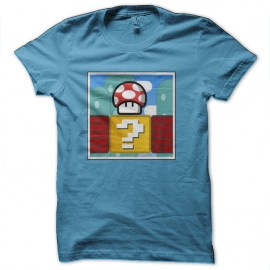 mario brick bros t-shirt