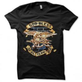 tee shirt god bless navy seal team six