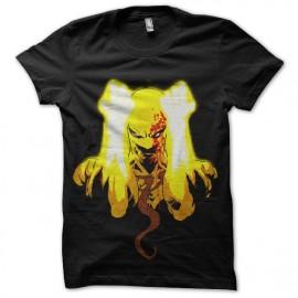 tee shirt iron fist marvel fluo