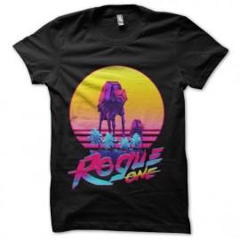tee shirt star wars rogue one malibu