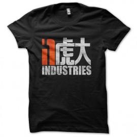 tee shirt ironfist industries