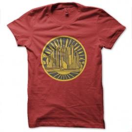 tee shirt sunny medaillon into the badlands