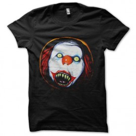 tee shirt it le clown malefique ca