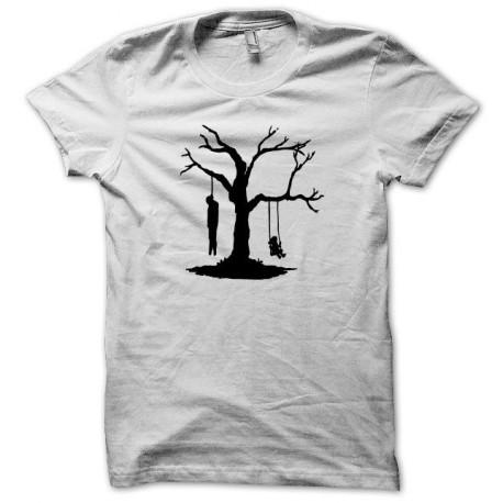 Tee shirt Suicide noir/blanc