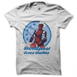 tee shirt deadpool dallas cowboy