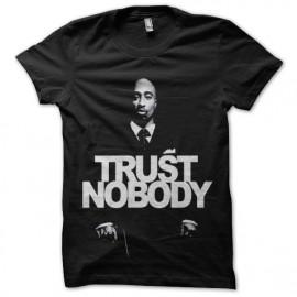 tee shirt tupac trust nobody