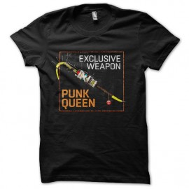 tee shirt dying light punk queen