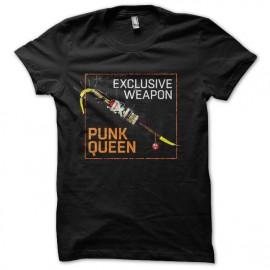tee shirt dying light punk queen