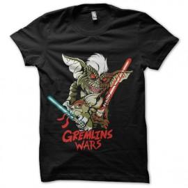 tee shirt gremlins vs star wars