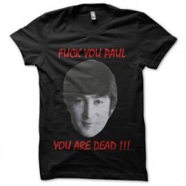 tee shirt Paul McCartney rip humour