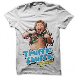 tee shirt les goonies truffle shuffle vintage